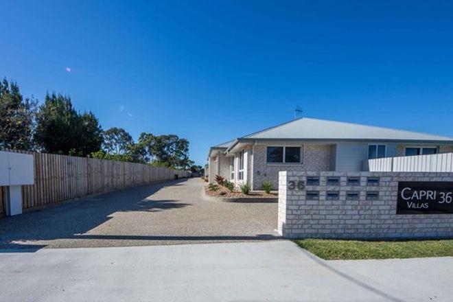 Picture of 1/36 Takalvan Street, SVENSSON HEIGHTS QLD 4670