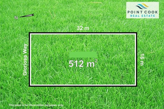Picture of Lot 817 Gloriosa Way, POINT COOK VIC 3030