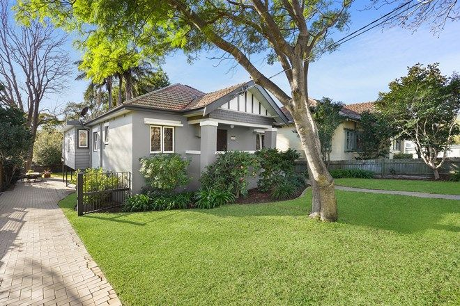 Picture of 25 First Avenue, WILLOUGHBY NSW 2068