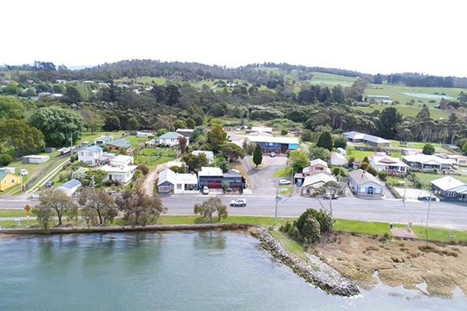 Picture of 281 Gravelly Beach Road, GRAVELLY BEACH TAS 7276