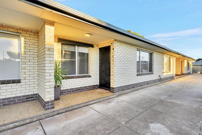 Picture of 4/31 Paxton Street, SEMAPHORE SOUTH SA 5019