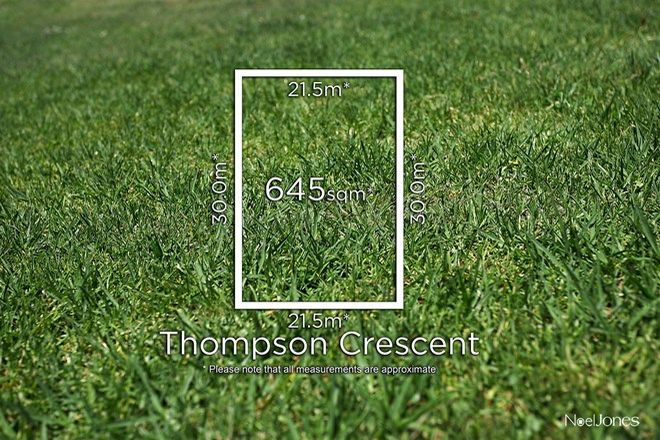 Picture of Lot 6048 Thompsons  Crescent, CHIRNSIDE PARK VIC 3116