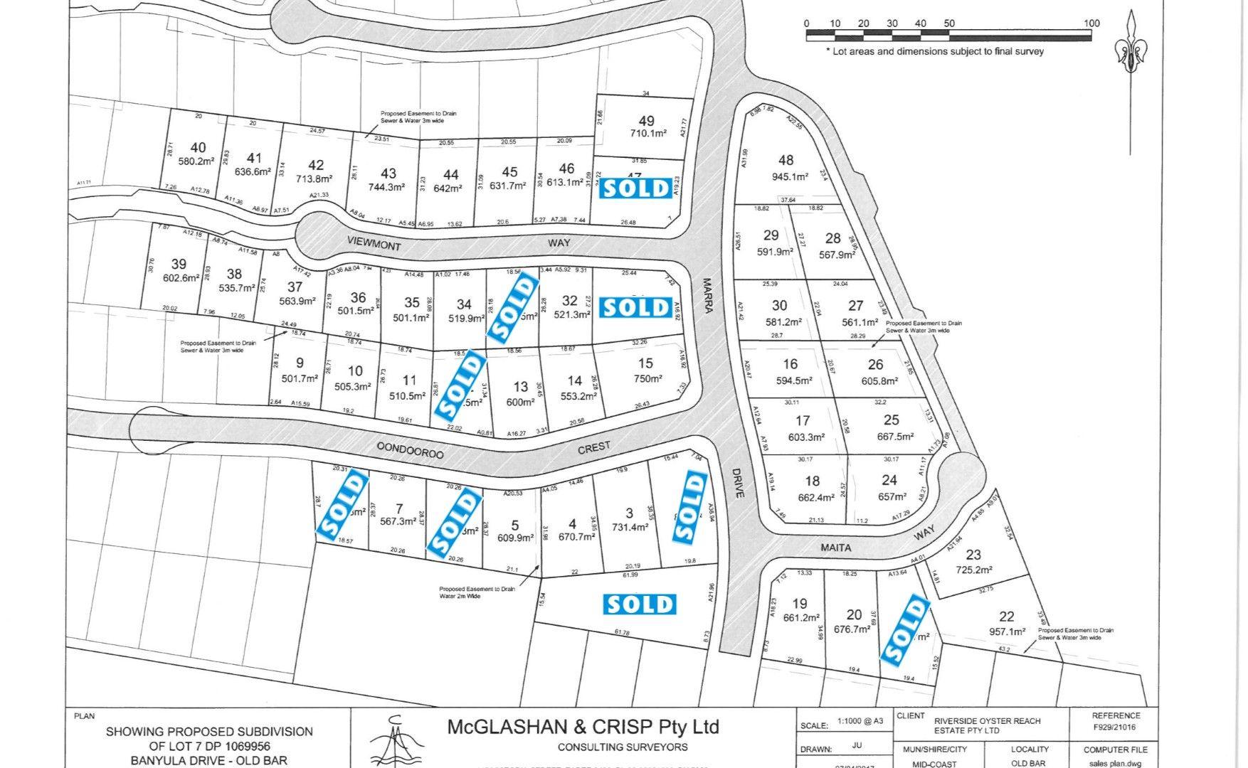Lot 46 Viewmont Way, Riverside Estate, Old Bar NSW 2430, Image 1