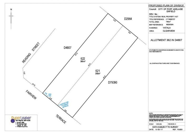 Lot 622 Fairview Terrace, Clearview SA 5085, Image 1