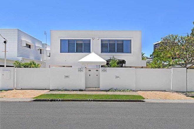Picture of 2/27 Mountbatten Avenue, MAIN BEACH QLD 4217