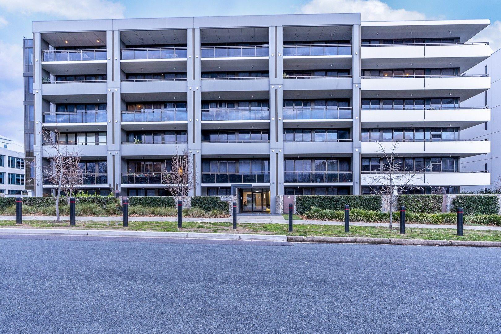 2 bedrooms Apartment / Unit / Flat in 133/32 Blackall Street BARTON ACT, 2600