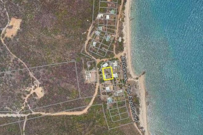 Picture of LOT 218-219 Muralag Bearch Road, PRINCE OF WALES QLD 4875