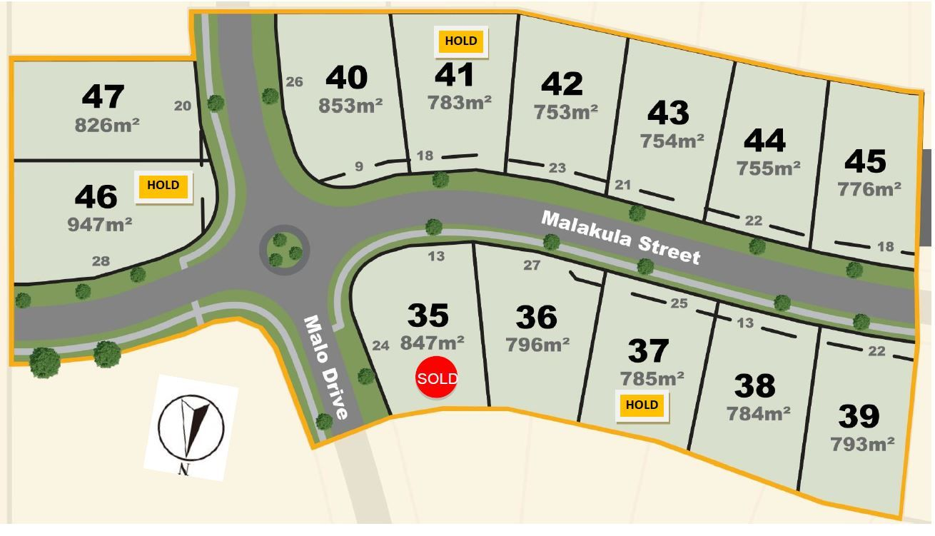 Lot 40 Malakula Street, Bargara QLD 4670, Image 0