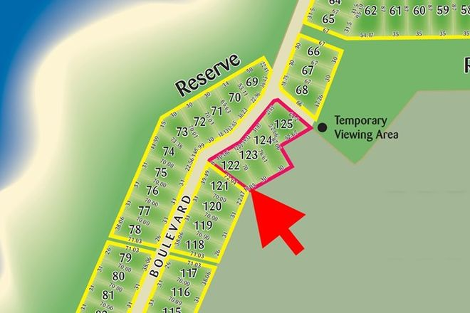 Picture of 81 (Lot 122) Bosanquet Boulevard, CEDUNA WATERS SA 5690