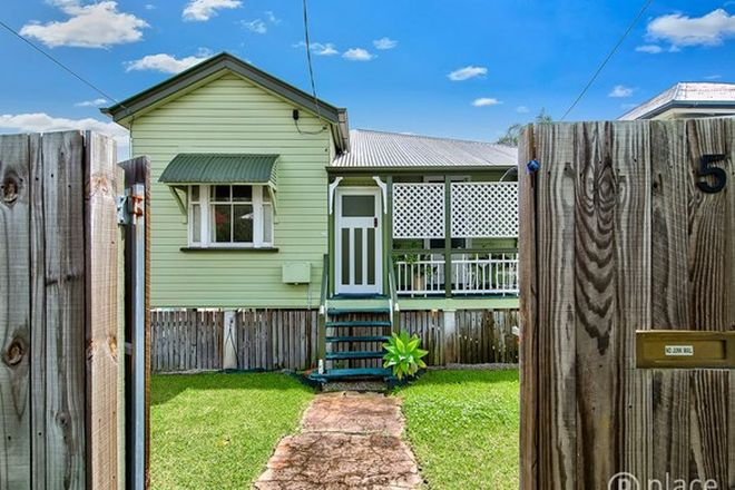 Picture of 5 Drake Street, WEST END QLD 4101