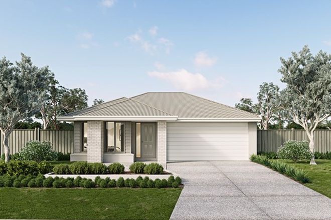 Picture of Lot 786 North Harbour, BURPENGARY EAST QLD 4505