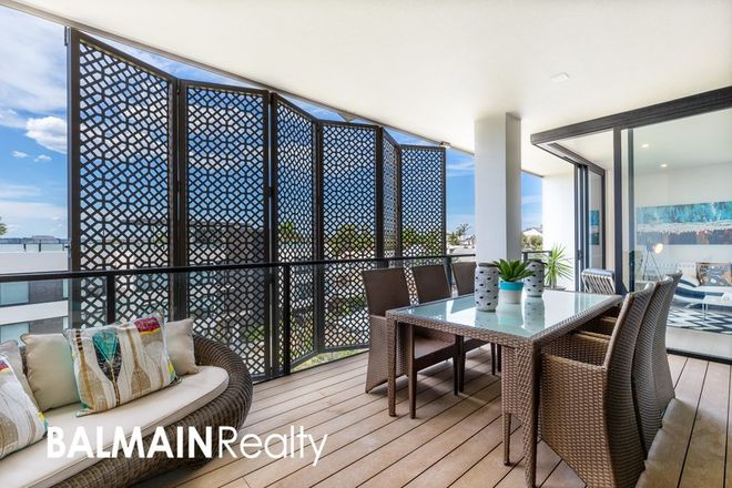 Picture of 415/3 Nagurra Place, ROZELLE NSW 2039