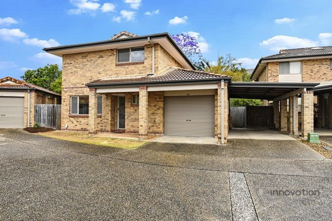 Picture of Unit 24/32 Tomkins Rd, RIVERHILLS QLD 4074