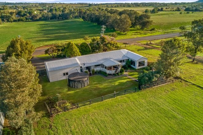 Picture of 3 Gowrie Lilyvale Road, GOWRIE JUNCTION QLD 4352