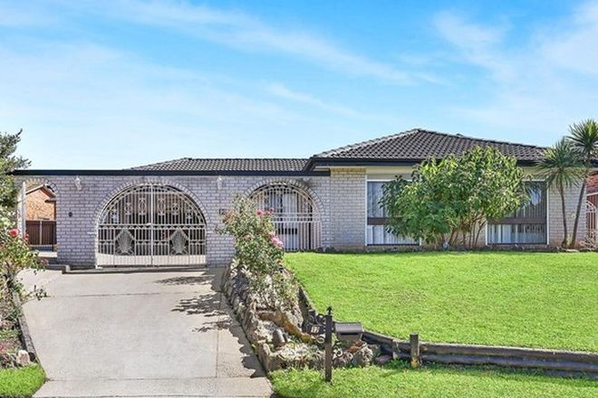 Picture of 12 Whyalla Close, WAKELEY NSW 2176