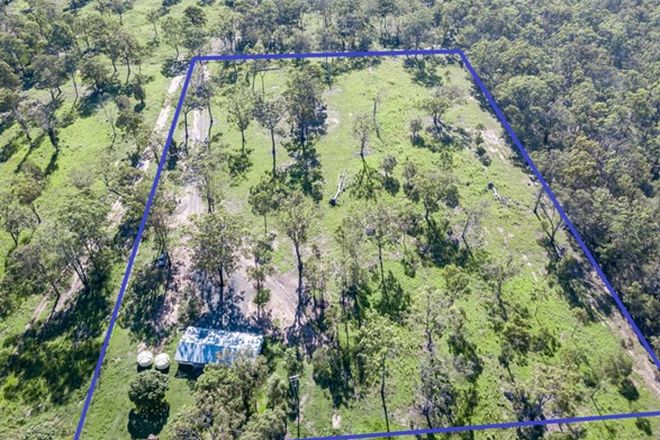Picture of 55 Rowston Road, BURGOWAN QLD 4659