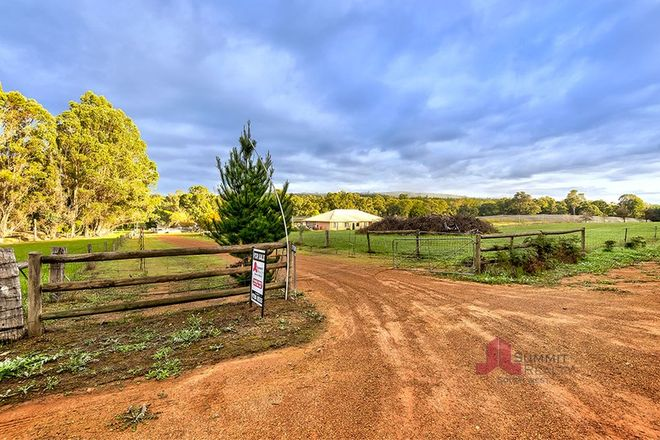 Picture of 1708 Mungalup Road, WELLINGTON FOREST WA 6236