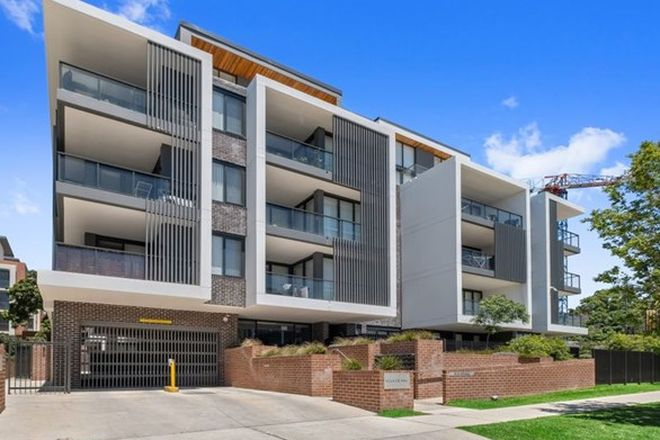 Picture of 182/29-31 Cliff Road, EPPING NSW 2121
