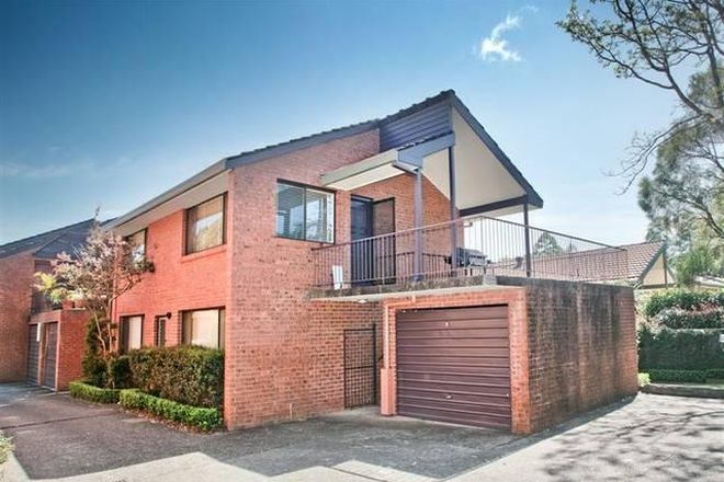 Picture of 20/9 Busaco Road, MARSFIELD NSW 2122