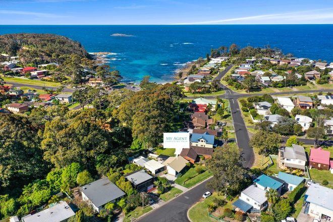 Picture of 15 Youralla Avenue, MALUA BAY NSW 2536
