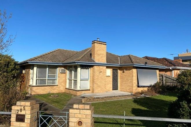 Picture of 285 Main Road East, ST ALBANS VIC 3021