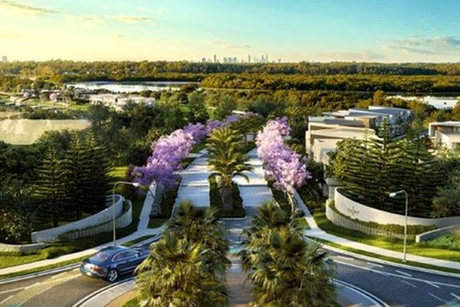 Picture of Lot 3 Lake Serenity Boulevard, HELENSVALE QLD 4212
