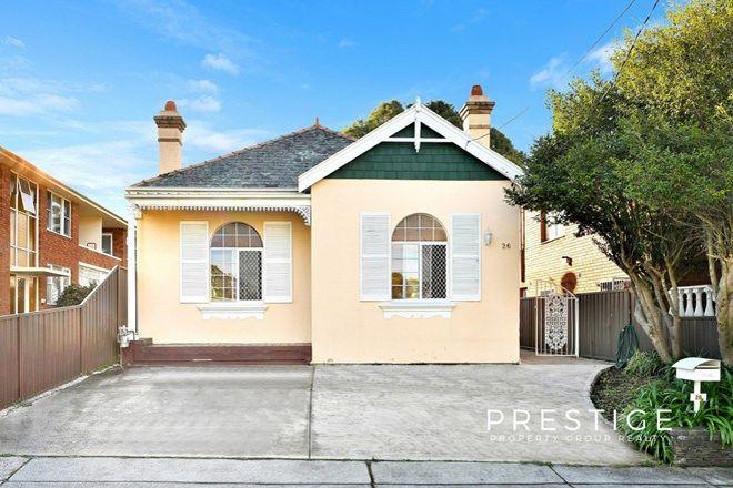 Picture of 26 Monomeeth Street, BEXLEY NSW 2207