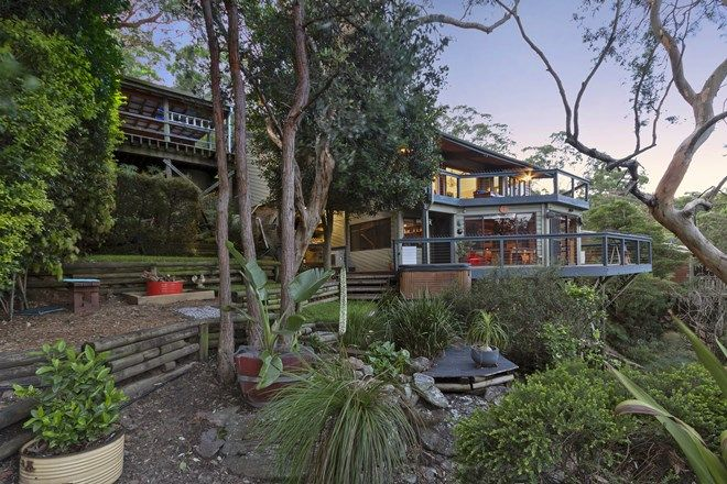 Picture of 14 Kunala Lane, HORSFIELD BAY NSW 2256
