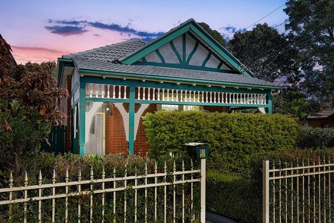 Picture of 81 Holden Street, ASHFIELD NSW 2131