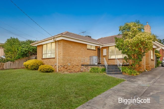 Picture of 1/18 Emerald Street, MOUNT WAVERLEY VIC 3149