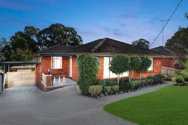 Picture of 33 Donington Avenue, GEORGES HALL NSW 2198