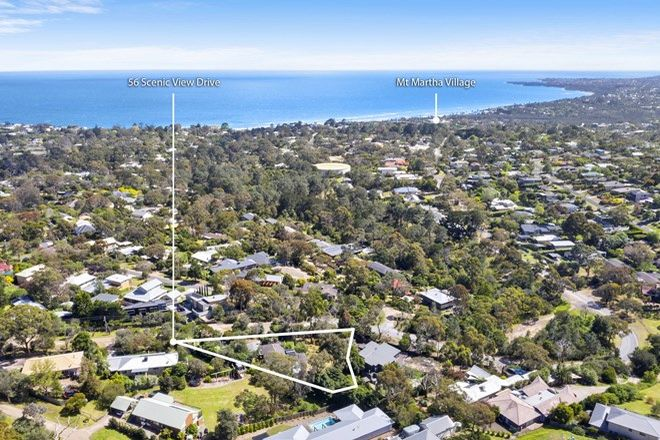 Picture of 56 Scenic View Drive, MOUNT MARTHA VIC 3934
