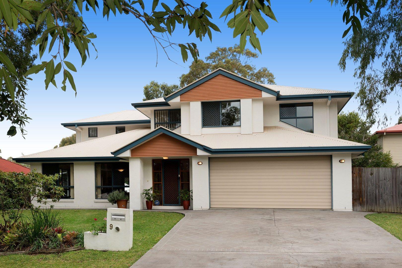 9 Barklya Crescent, Sinnamon Park QLD 4073, Image 0