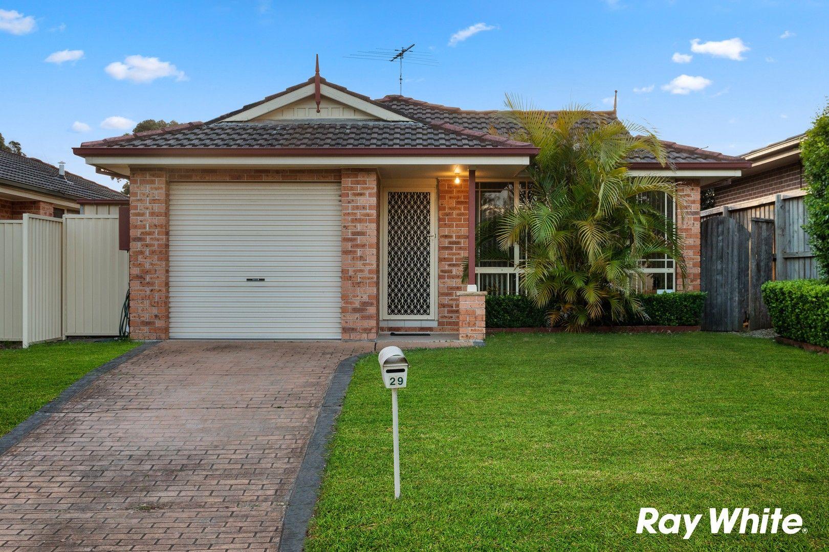 29 Corbin Avenue, Quakers Hill NSW 2763, Image 0