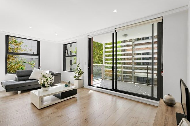 Picture of 307/78 Mountain Street, ULTIMO NSW 2007