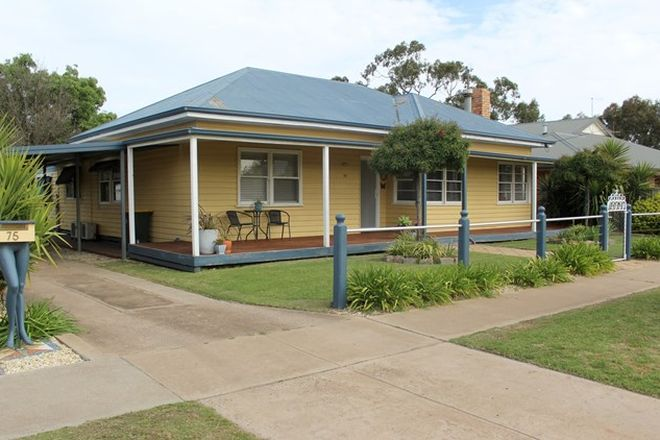 Picture of 75 Victoria Street, NHILL VIC 3418