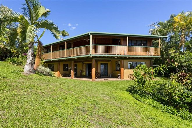 Picture of 2032 Palmerston Highway, EAST PALMERSTON QLD 4860