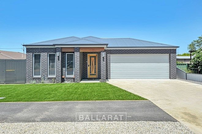 Picture of 286A Gladstone Street, MARYBOROUGH VIC 3465