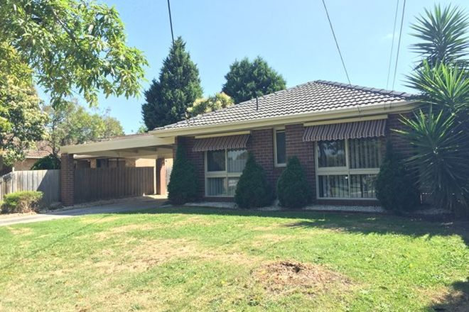 Picture of 155 Carlton Road, DANDENONG NORTH VIC 3175