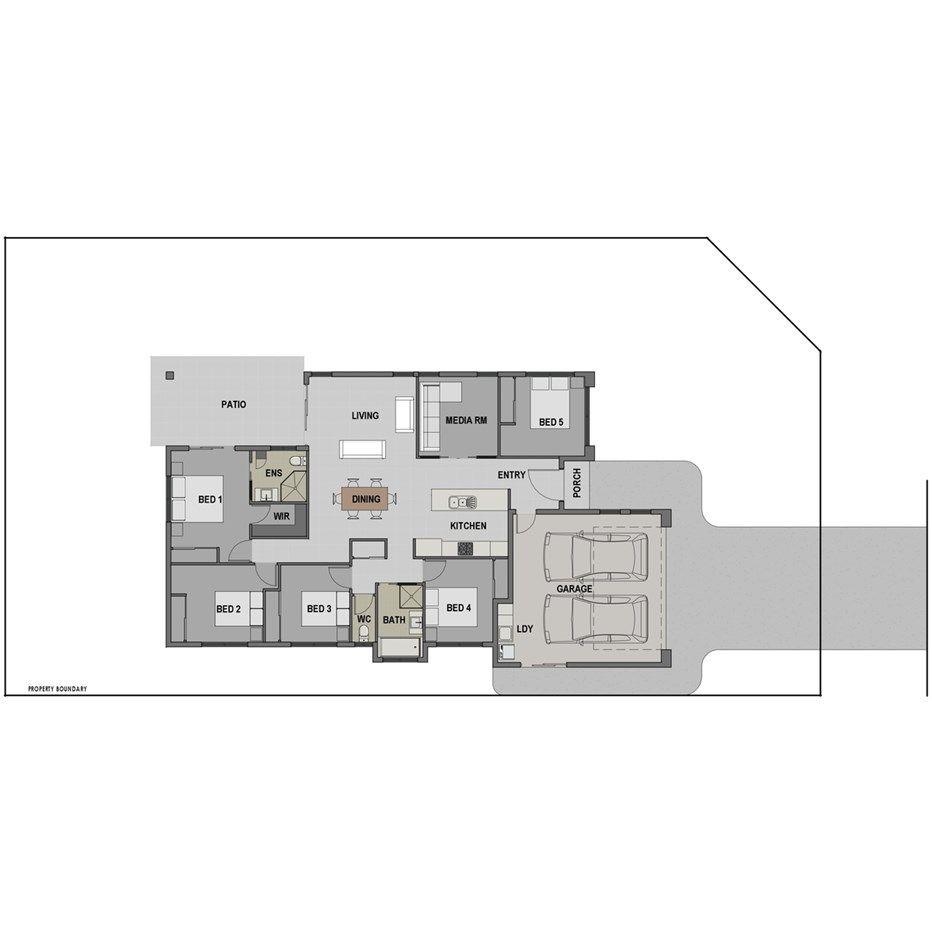 Lot 23 Balsam Green, Mount Sheridan QLD 4868, Image 1