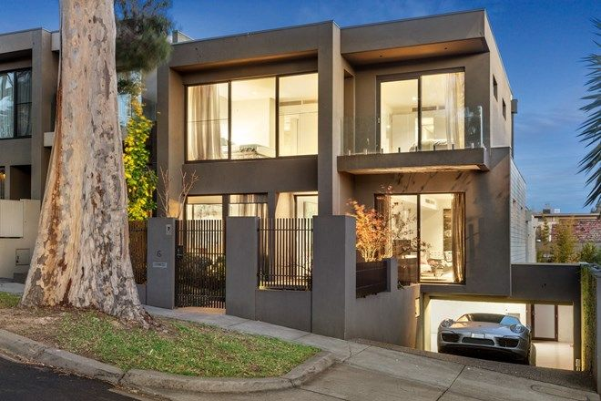 Picture of 6 Muir Street, HAWTHORN VIC 3122