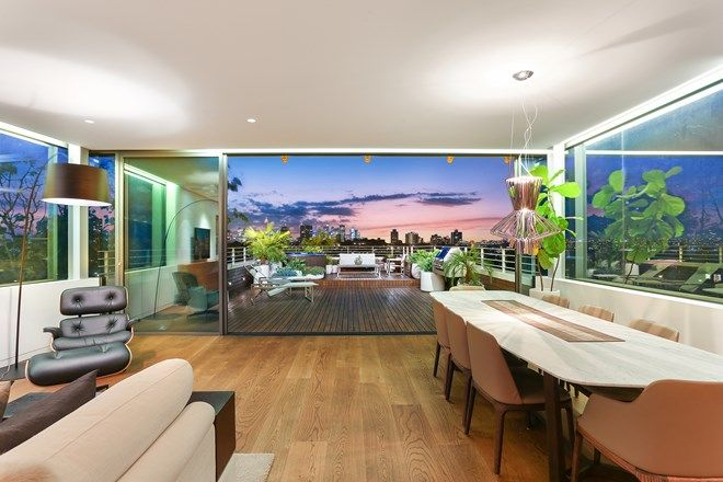 Picture of The Penthouse 8/42 Fairfax Road, BELLEVUE HILL NSW 2023