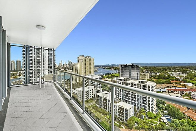 Picture of 2109/1 Como Crescent, SOUTHPORT QLD 4215