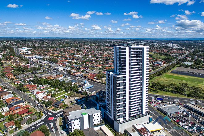 1708/420 Macquaire Street, LIVERPOOL NSW 2170