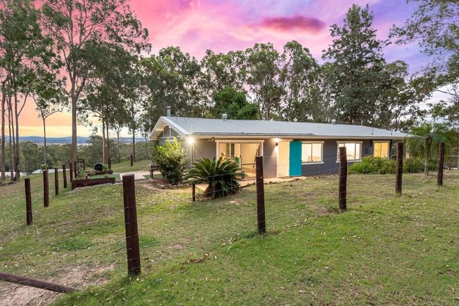Picture of 795 Kenilworth Skyring Creek Road, CARTERS RIDGE QLD 4563