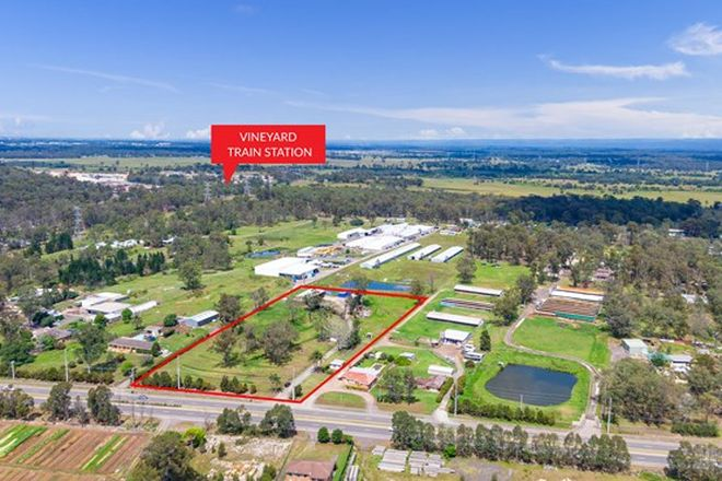 Picture of 480 Windsor Road, VINEYARD NSW 2765