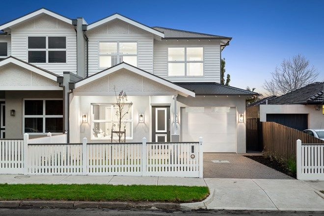 Picture of 31A Moonee  Street, ASCOT VALE VIC 3032