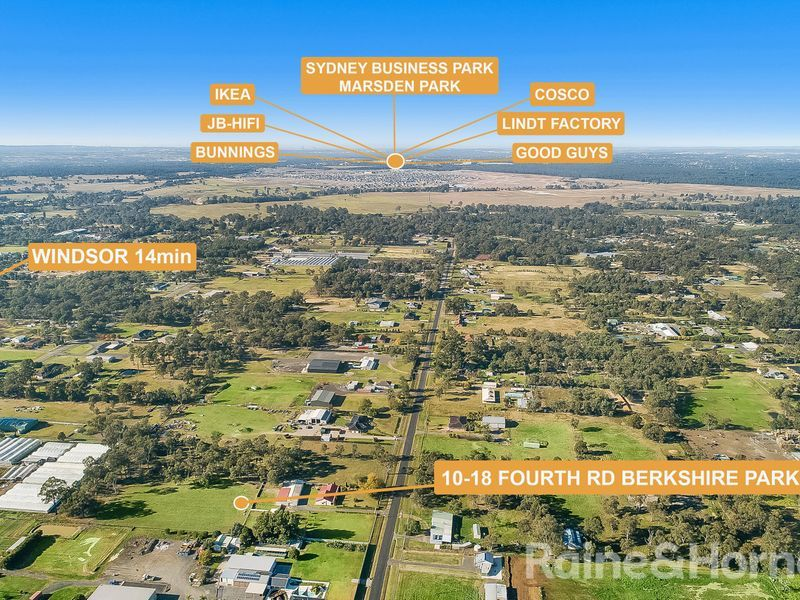 10-18 FOURTH ROAD, Berkshire Park NSW 2765, Image 0