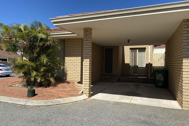 Picture of 6/5 Montreal Street, FREMANTLE WA 6160