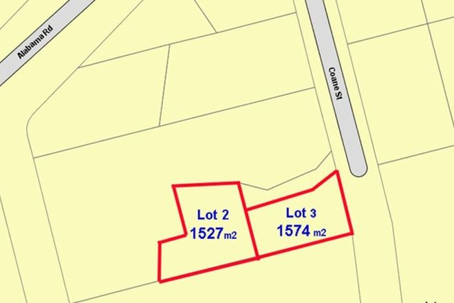 Picture of Lot 3 Coane Street, ALABAMA HILL QLD 4820